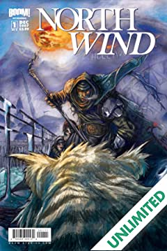 North Wind #1 (of 5)